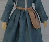 Izannah Walkers doll