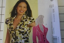 Pattern Wish List / sewing patterns that are on my wish list or that I might want to consider buying / by Sandra Julian