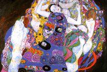 Gustav Klimt, Panna / 1913, NG-Praha, Veletrzni palac
