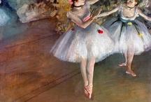 Art-Edgar Degas / Edgar Degas