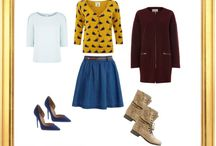 Lookbook outfits