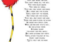 elementary art - Seuss