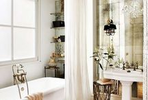 H O M E | b a t h / a bathroom should be a sanctuary from the day!