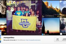 Marquette on Instagram / Marquette-related accounts on Instagram.  / by Marquette University