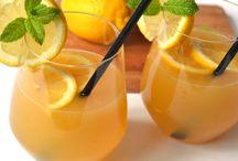 nyári italok- limonádék