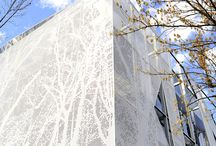 Precedents - Nest / Tree Facade