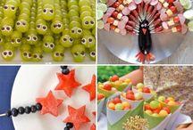 Food / snack ideas birthdays