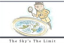 Flat Earth Clues / Pictures about the Flat Earth - inspired by the best selling book: www.booglez.com/product/flat-earth-clues/