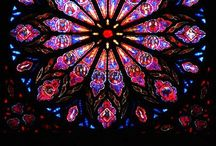 Stained Glass Windows / Absolute beauty #Unique #Stunning #Story