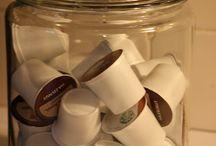 Coffee/Hot Chocolate Bar