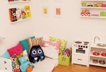 kids bedroom ideas / by Fabiana Teixeira