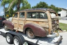 1948 Woody Restomod / 1948 Woody Restomod, getting modern independent suspension, power rack, vintage air a/c, 6.0L lq4 Chevy motor with 4l80e trans, and many more.