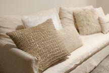 Almohadones decorativos / Almohadones de diseño Estampados Rellenos de vellón siliconado https://www.facebook.com/manquedeco