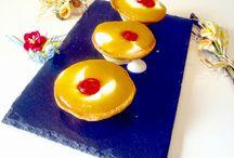 tartaletas de galleta y crema / tartaletas de galleta y crema ¿a que a vosotros tambien os apetecen? fácil receta paso a paso  http://www.golosolandia.com/2014/09/tartaletas-de-galleta-y-crema.html