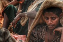 Ethiopia - The village / Portraits of people who are living general area of cities  Bahir Dar and Gonder North Ethiopia