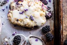 Bread, scones, buns, rolls