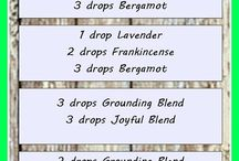 doTERRA Diffuser Recipes / My favorite diffuser recipes all in one place! To purchase doTERRA oils go to www.myDoTERRA.com/ChristinaEscobar