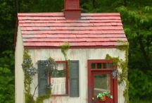 cottages / by A Fanciful Twist