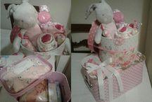New Born Baby Basket Gift