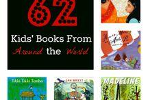 Reading/Books for Kids / by Whittney Hoyler