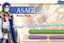 Shall we date? Ninja Shadow - Asagi