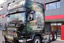 Scania lastbilar / Scania
