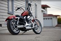 Motorcycles And Not Just Hogs / Motorcycles - Harley Davidson, Yamaha, Suzuki and more!