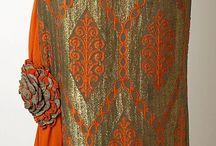Suknie XX wiek 1920-1929