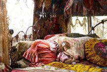 Gypsy room / by Leslie (LJ Neal) Mersch