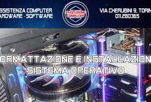 Assistenza Computer / Assistenza e Riparazioni Computer in Torino e provincia