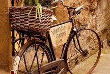 Virágos kerékpár ötletek