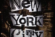 new york / by Hans Hickler