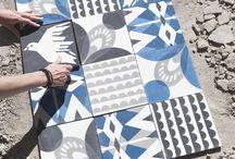 Inspiring floor & wall tiles