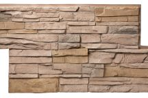 Replica Stone / A great way to add style and bring up the resale value of your home