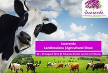 Place to be 26 - 29 August 2015 / Jacaranda Agri Show