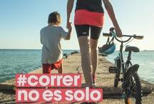 #correr no es solo correr  / Operación comercial Running del 29/03 al 13 de Abril del 2013. http://www.decathlon.es/opco-running.html
