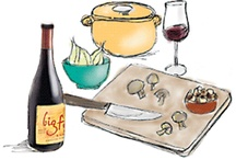 Perfect Pairing for Your Pinot Noirs / Recipes and treats that will go great with Pinot Noirs!