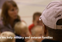 Military - There is support when we need it