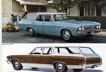 My wagons