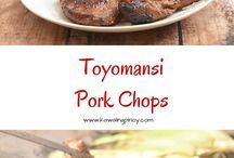 Porkchop  Toyomansi