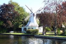 Windmills / Traditional windmills available to rent through holidaylettings.co.uk