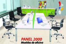 Office Design Panel 2000 / Equipamiento de oficinas con sede en Madrid, venta en toda España