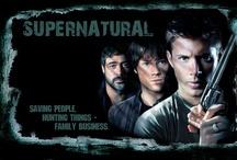 Supernatural / by Dana Lundon Masucci
