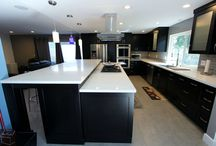 90 - Anaheim Hills - Transitional Kitchen Remodel / Transitional Kitchen Remodel with Custom cabinets in Anaheim Hills Orange County California