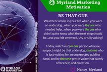 Myrland Marketing Motivation