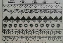 FOLK ART  WARLI PAINTING