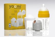 yoomi / The yoomi 3-in-1 feeding system is a premium easi-latch bottle, a travel warmer and a bedside warmer in one compact and stylish package. At the touch of a button, yoomi warms baby's milk to the natural temperature of breastmilk in just 60 seconds.  Now includes the NEW super–quick charging pod to make feeding even easier. 8oz Feeding system - £24.95 5oz Feeding system - £23.95