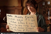 That's What I'm Tolkien About! / Anything and everything Tolkien. / by Katherine Coppock