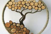 drevo deko