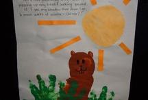 Preschool groundhog day
